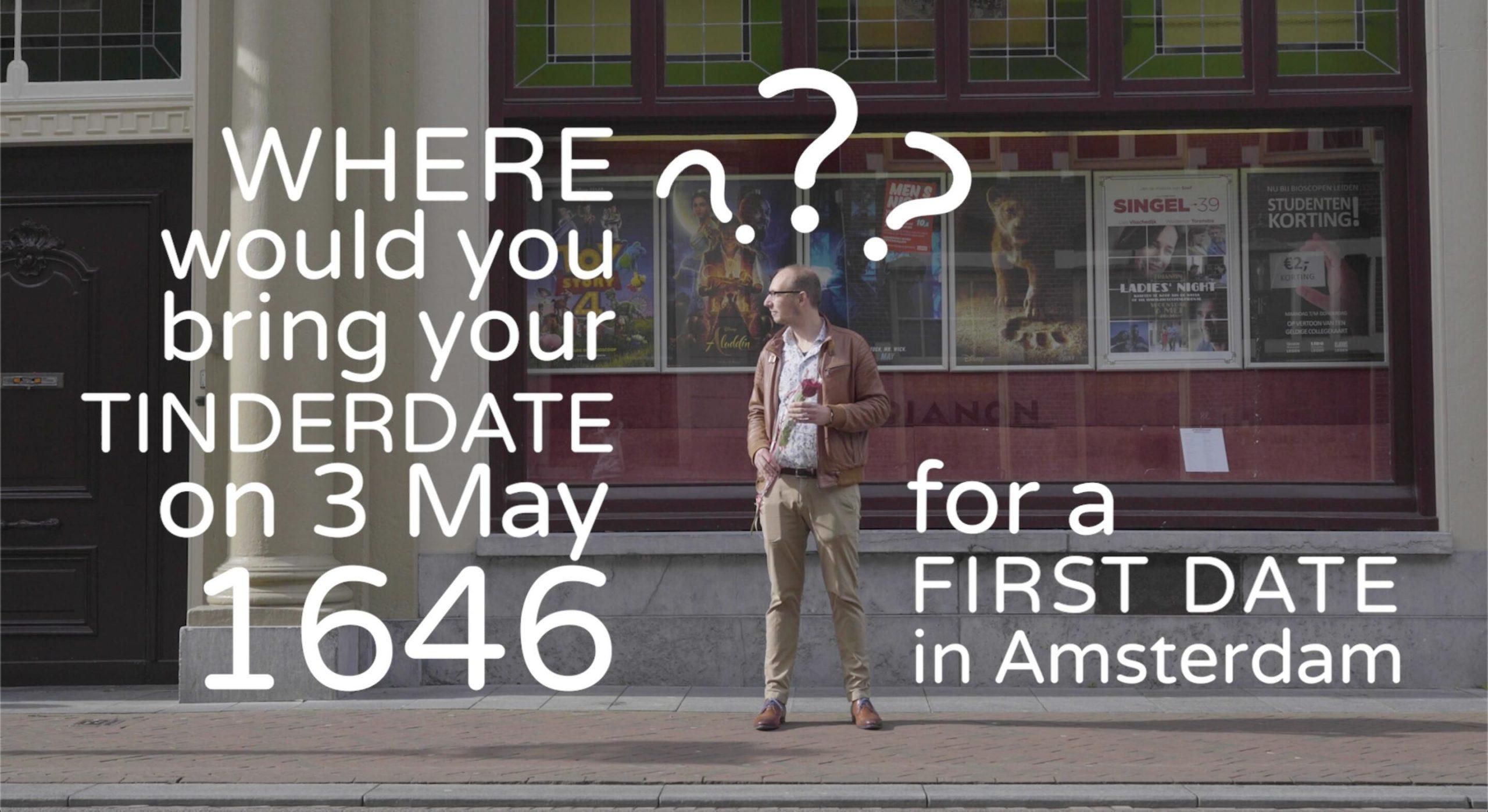 Een still uit de videoserie LUCAS explains voor Universiteit Leiden